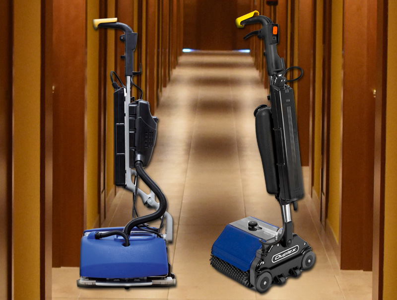 Distributor for Duplex Lithium compact floor and tile cleaner in accommodation sector in Australia