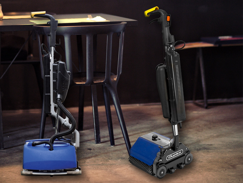 Hospitality Distributor for Duplex Lithium compact floor and tile cleaner