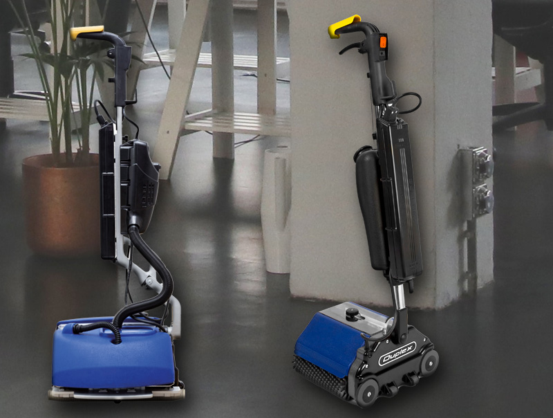 General Distributor for Duplex Lithium compact floor cleaner