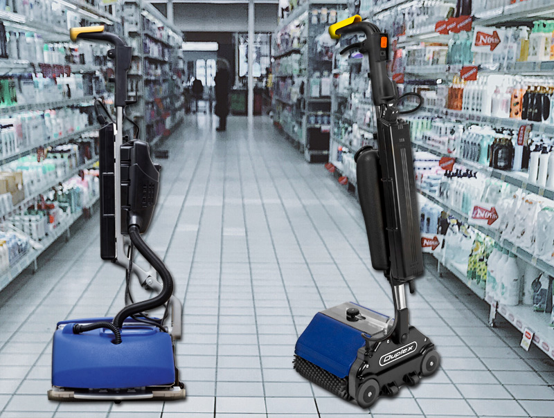 Public Venues Distributor for Duplex Lithium compact floor cleaner